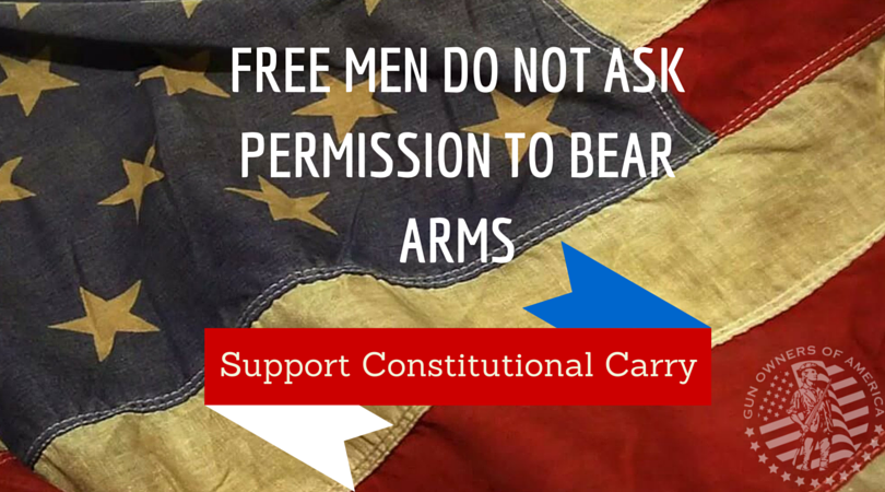 Image result for , Constitutional/Permitless Carry!