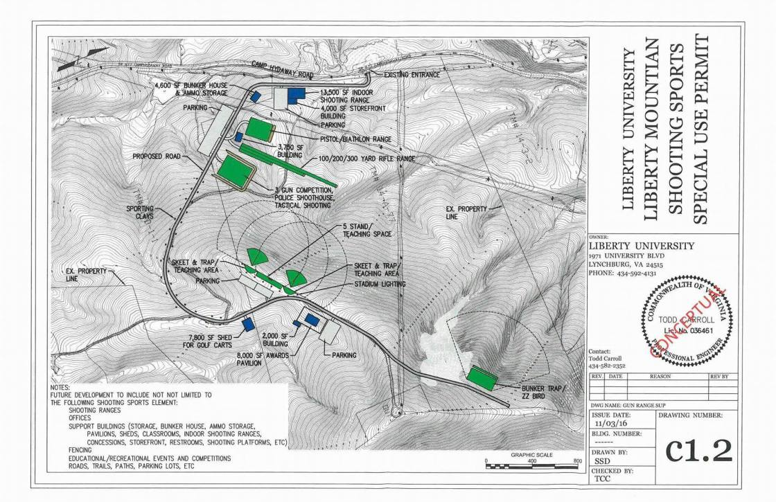 Liberty University Unveils Plan for Outdoor Shooting Complex | Op-ed ...