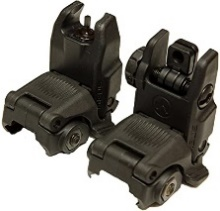 Presence of Rifle-type Back-up / Flip-up Sights / Or no sights - Example Image 1