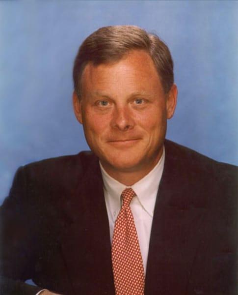 Pro-gun Sen. Richard Burr