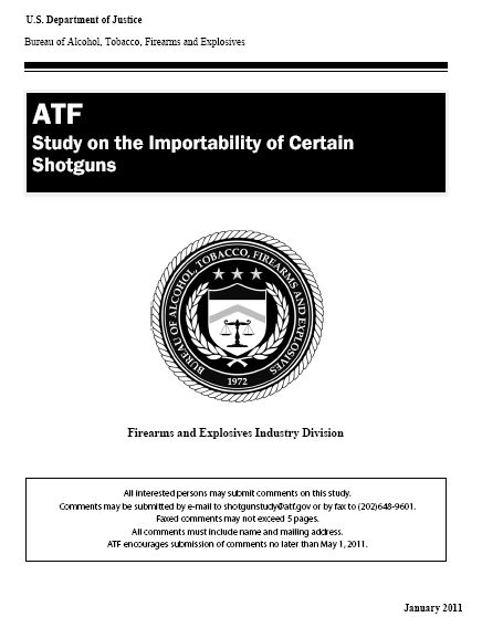 ATF_Shotgun_study