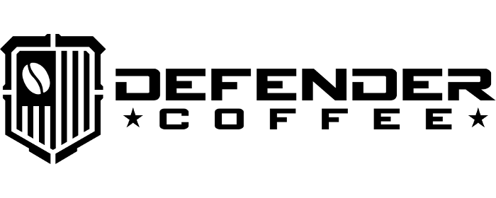 Defender Coffee logo