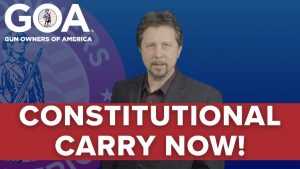 Dan Wos - Constitutional Carry Now! Video Poster