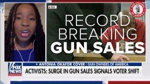 Antonia Okafor on Fox News