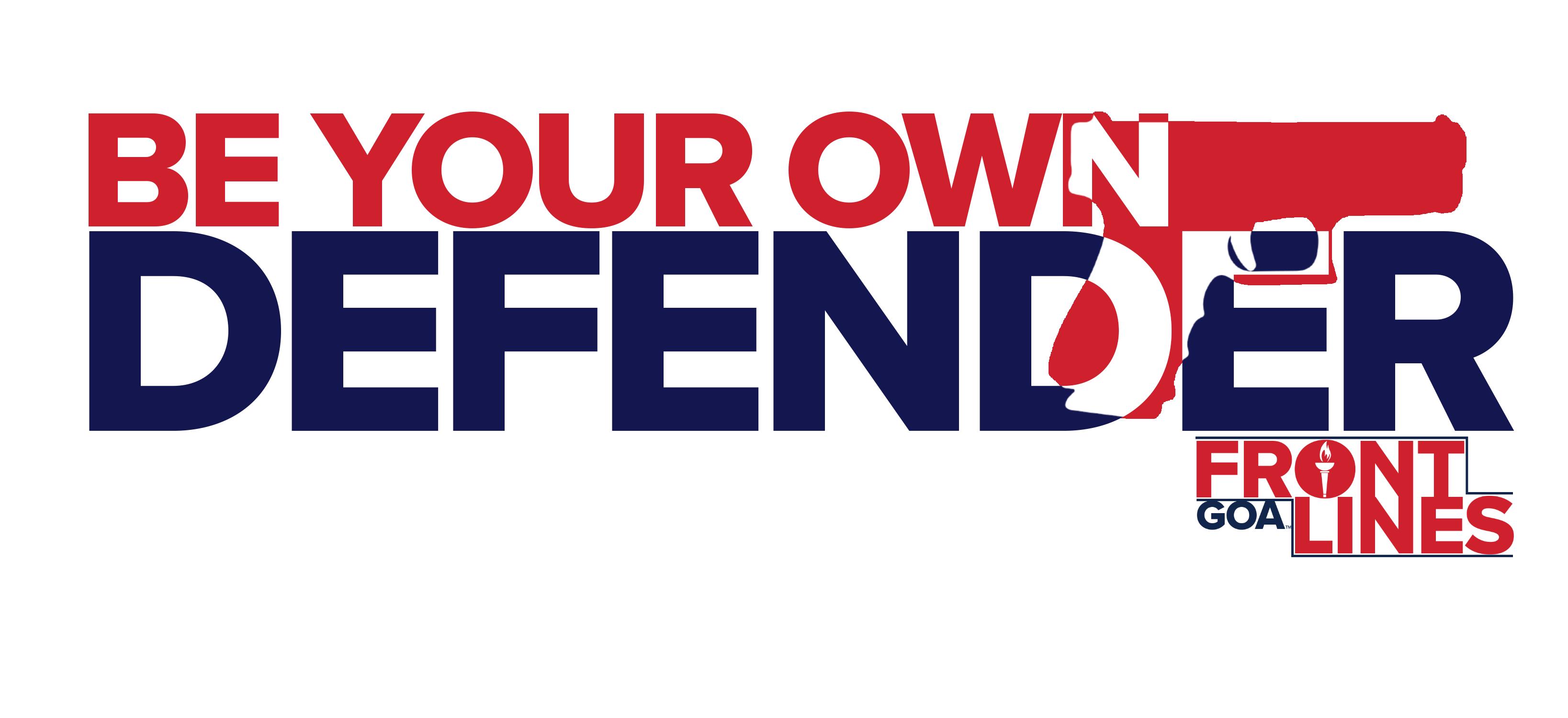 GOA Frontlines logo