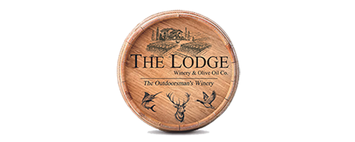 The Lodge Winery's logo