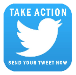 Take action on Twitter - send your tweet now