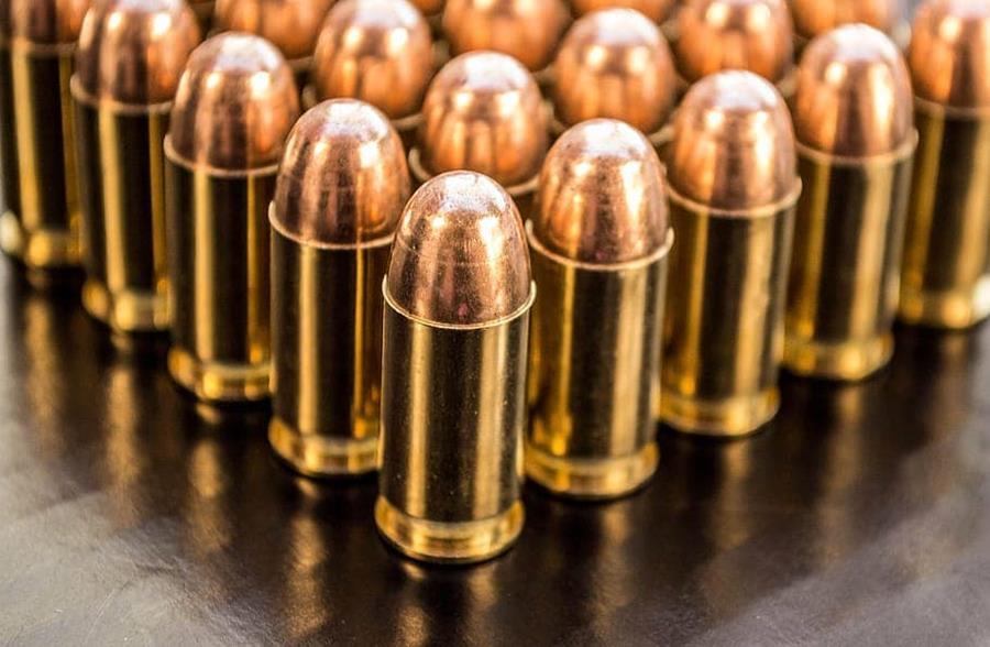 An array of cartridges