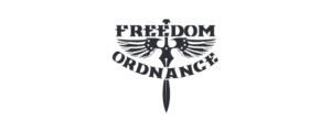 Freedom Ordnance's logo