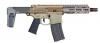 A Honey Badger pistol