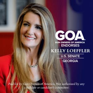 GOA Endorses Sen. Loeffler for Critical Senate Runoff Election