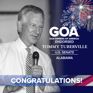 GOA congratulates Tommy Tuberville