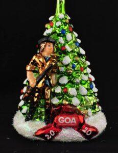GOA's 2020 Christmas Ornament