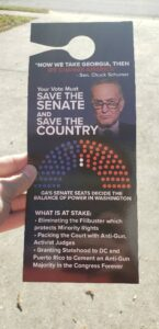 Save the Senate and save the country