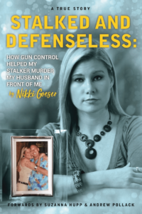 Stalked and Defenseless by Nikki Goeser book cover