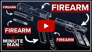 The ATF is rewriting the definition of a firearm - Minute Man Moment video thumbnail