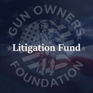 Donate to GOF's Litigation Fund