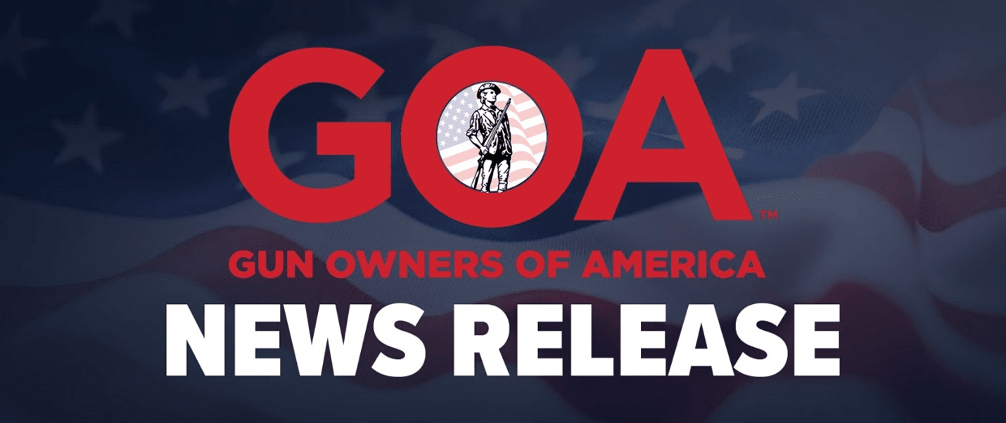 GOA News Release