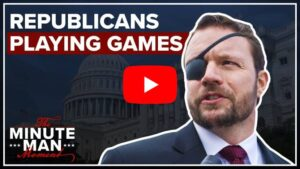 """""""GOP Make """"Excuses"""" for Red Flag Law Vote"""" Minute Man Moment video thumbnail"""